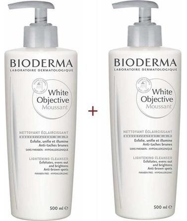 Bioderma Bioderma White Objective Foaming Cleanser 500 ml (1 Alana + 1 Be Renksiz